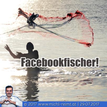 Gedicht: Facebookfischer!