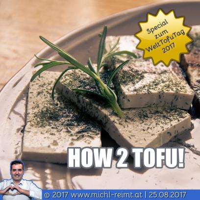 Gedicht: How 2 Tofu!