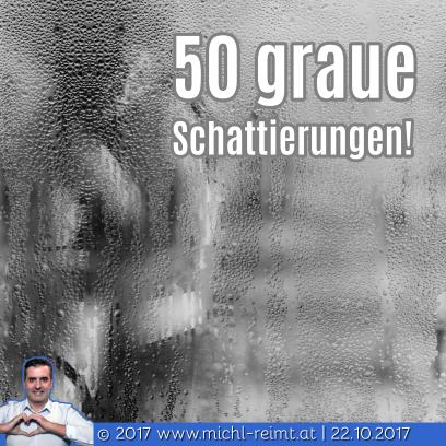 Gedicht: 50 graue Schatten!