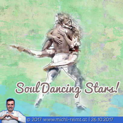 Gedicht: Soul Dancing Stars❤️!