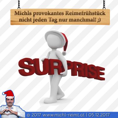Gedicht: Nikolaus vs. Frau Holle!