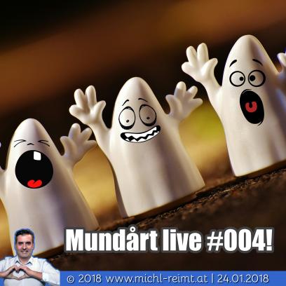 Gedicht: Mundårt live #004!