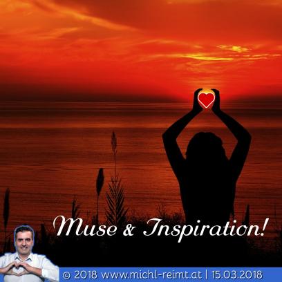 Gedicht: Muse & Inspiration❤️!