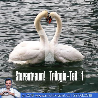 Gedicht: Stereotraum - Teil 1❤️!