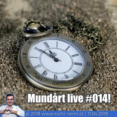 Gedicht: Mundårt live #014!