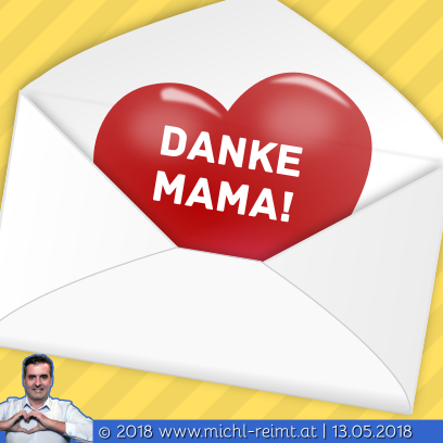 Gedicht: Danke Mama!